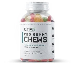 CBD Gummies - 30 Count